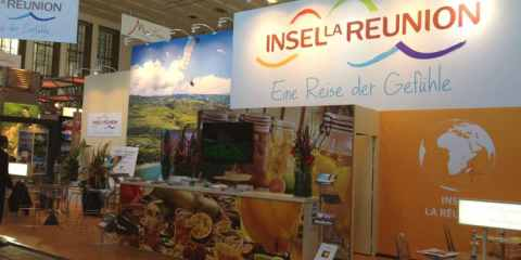 ITB Berlin Reunion Stand