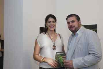 Zari gallery Dominican exhibition