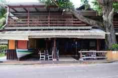 boat house side entrance