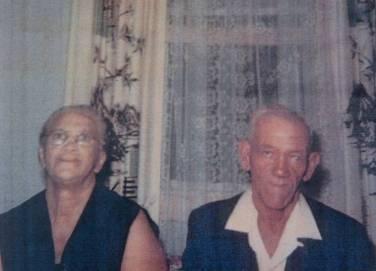 Maternal Grandparents, Mary Loretta Terrance Faciane and Frank Faciane