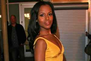 "Kerry Washington at the premiere of ""I Think I Love My Wife"""