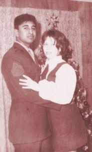 First Wife, Wilbert & Roberta Richard