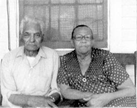 Grandparents, Bertrain & Banner Richard