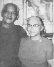 Grandparents, Joseph & Louise Dugar