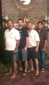 Wilbert & his sons