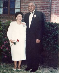 Parents, Joseph Herbert & Lillian Richard