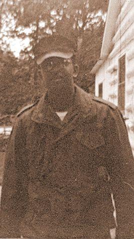 Sgt. Wilbert J. Richard. 1974