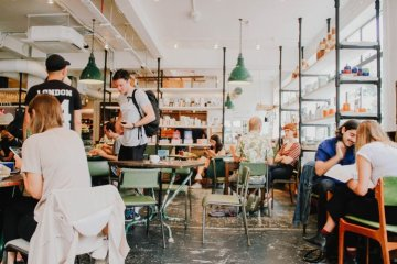 Toa Heftiba, Barber and Parlour, London, United Kingdom