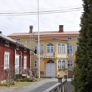 Hotelli Krepelin - Päärakennus ja Leipomo