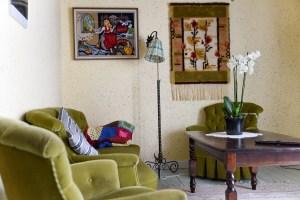 Hotelli Krepelin - Huone D4