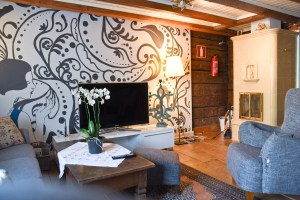 Hotelli Krepelin - Huone D5