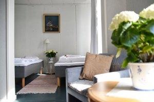 Hotelli Krepelin - A2 - Makuuhuone