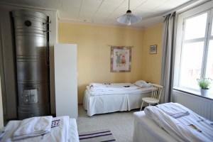 Hotelli Krepelin - A3 - Makuuhuone kolmelle