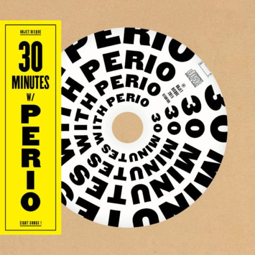 "Visuel de l'album ""30 Minutes With Perio"", 2015."