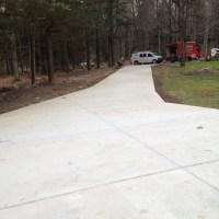 Kresge Concrete Flatwork
