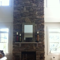 Kresge Fireplace