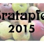 Etikett Bratapfel-Gelee 2015