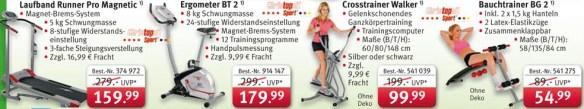 Rossmann -- Ohne Deko
