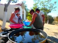 Grieks leren koken op vakantie