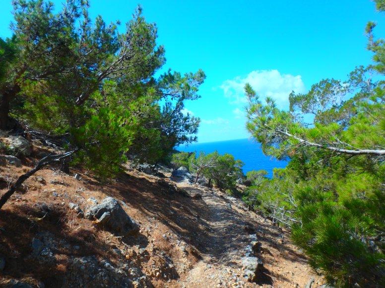 Zomer wandelingen op Kreta (9)