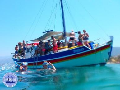Verschillende mogelijkheden boottochten Griekse eilanden