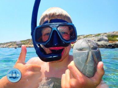 Verschillende snorkelmogelijkheden