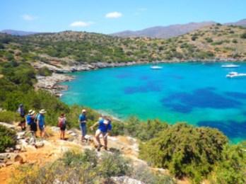 Hiken Griekse eilanden