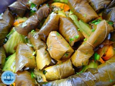 Kookcursus in natuur Griekenland