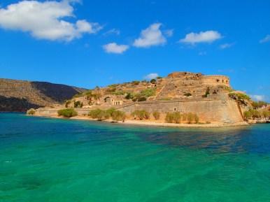 Spinalonga eiland Elounda