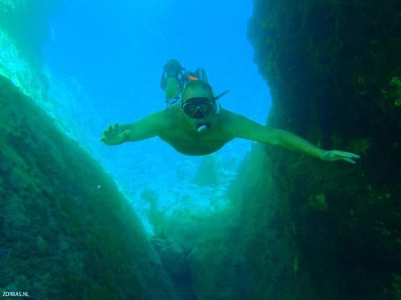 Leren snorkelen tijdens vakantie 2022