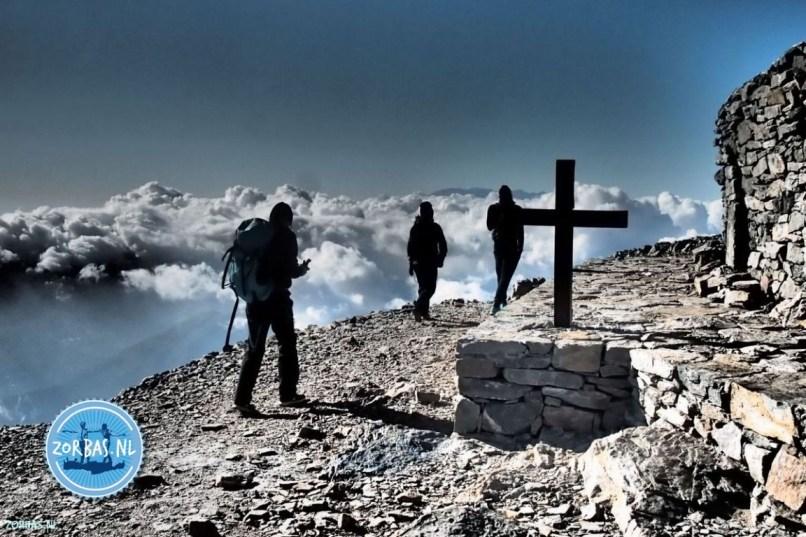 Outdoor Vakantie Kreta hiking en sport