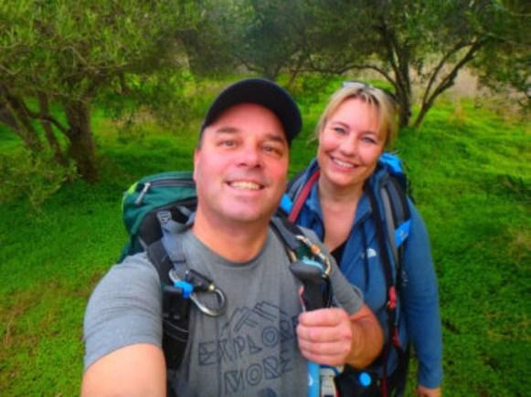 Wandelvakanties Griekse eilanden
