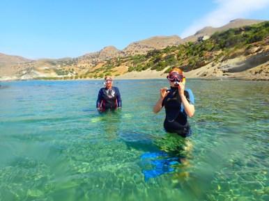 snorkelen-op-kreta-griekenland-met-schildpadden-caretta-caretta-Zeeschildpadden-op-Kreta-griekenland