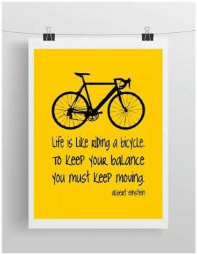 stilstand bike einstein