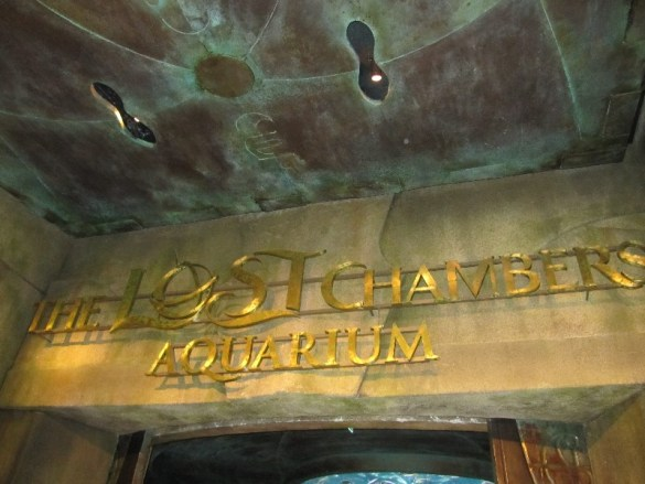 Ausflugstipp: Das Atlantis Dubai mit den Lost Chambers & Aquaventure