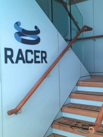 Der AIDA-Racer im 4 Elements