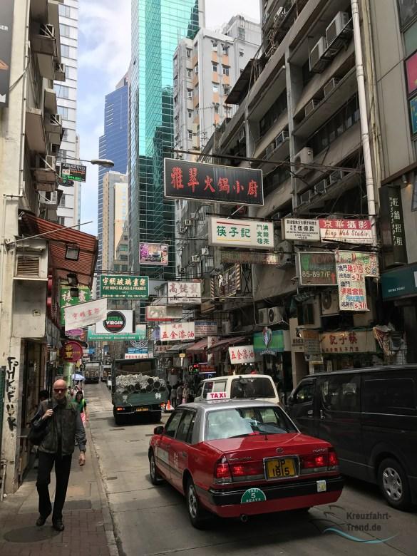 Unsere Ausflugstipps für eine Kreuzfahrt nach Hongkong
