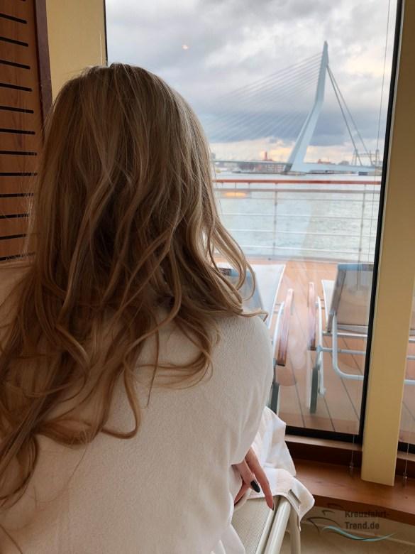 Das Spa Rosa an Bord der A-Rosa Brava