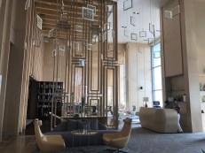 Stylisch: Der Lounge-Bereich des Avani