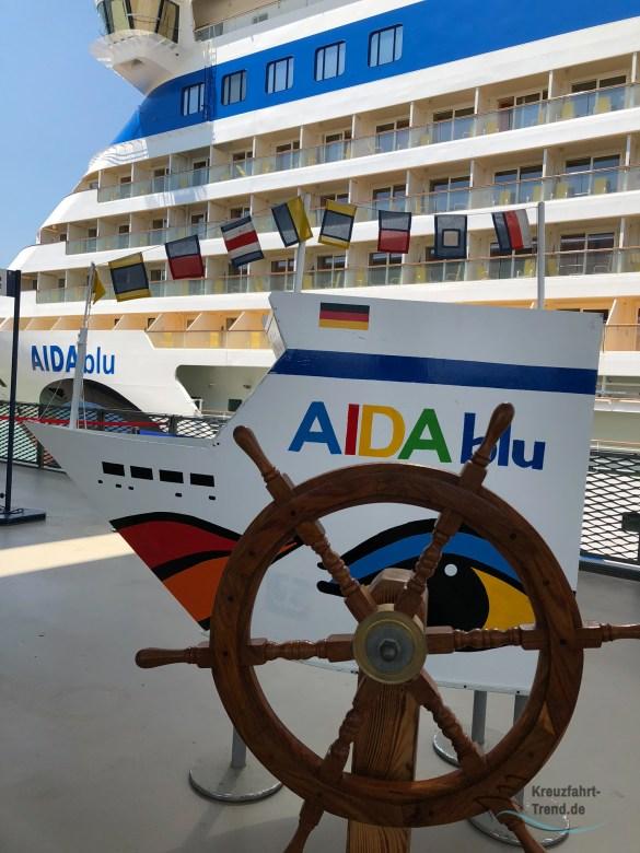 Reisebericht: Adria-Kreuzfahrt mit AIDAblu