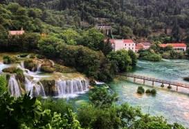 AIDA Vlog #5: Adria mit AIDAblu – Die Wasserfälle von Krka
