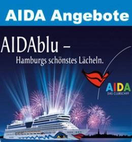 AIDA Angebote