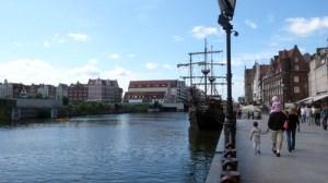 Danzig Hafen