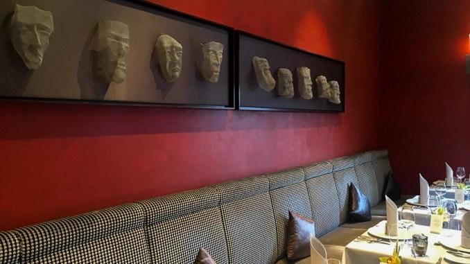 Das Restaurant von Sternekoch Dieter Müller