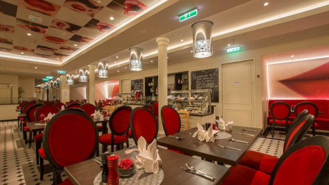 Das French Kiss Restaurant