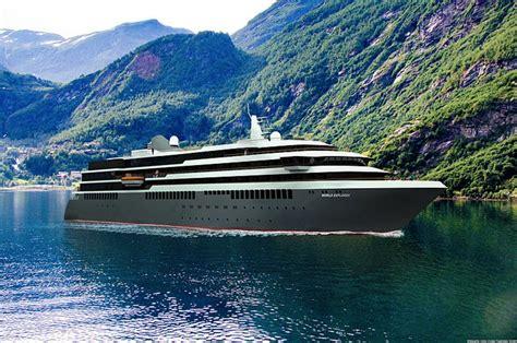 Die World Explorer von nicko cruises. Grafik: nicko cruises