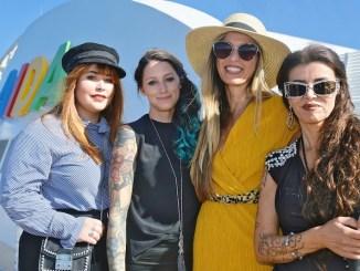 Die Kandidatinnen der Shopping Queen Ausgabe an Bord von AIDAprima. Foto: AIDA Cruises