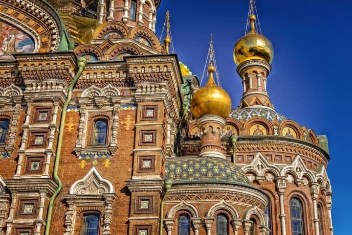 Auferstehungskirche in St. Petersburg