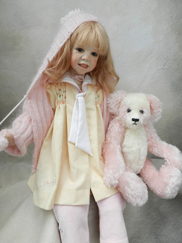 Sissy Doll Krey Baby Doll 2015 Collection
