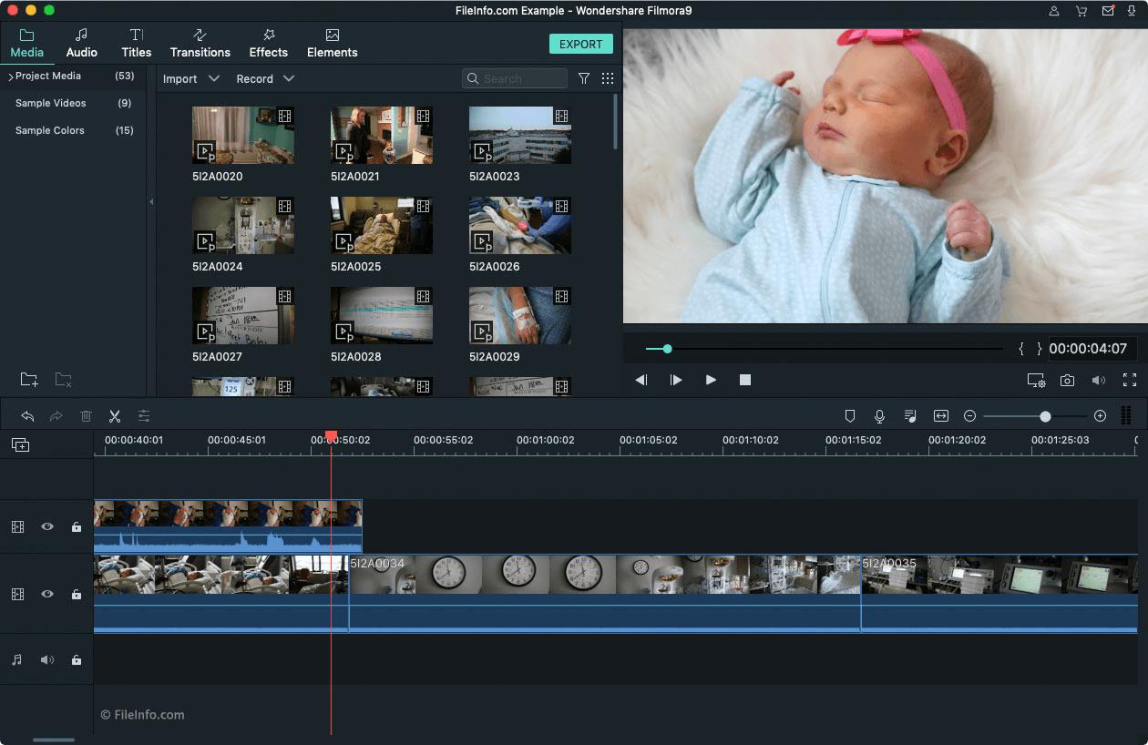 Wondershare Filmora 9.5.1.8 + Effects Pack With Crack Registration Key